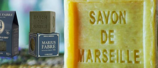 Achat de savon de qualite a Marseille