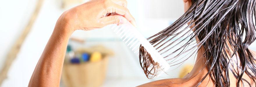 demelant cheveux