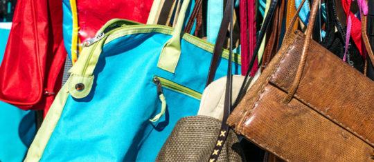 un sac à main de luxe d'occasion