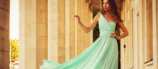 Choisir une robe longue d'été